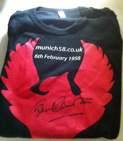 Signed Munich58 T-Shirt