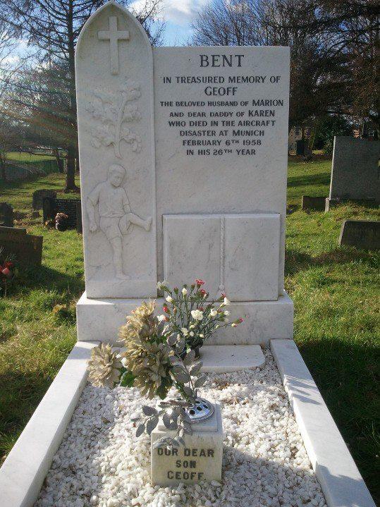 Geoff Bent Grave