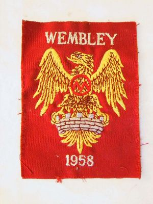 Manchester United 1958 Badge
